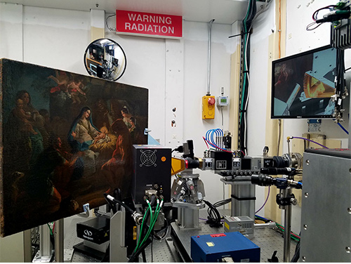 Digitization Technology: A New Frame for Art Research