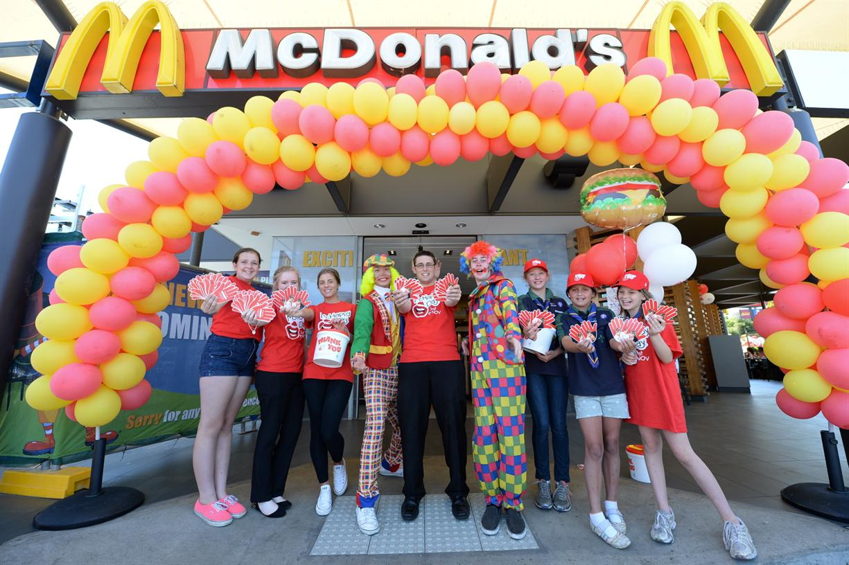 Redland City Event - McHappy Day 2018