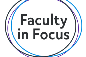 TLRH | Faculty in Focus: Professor Micheal Cronin