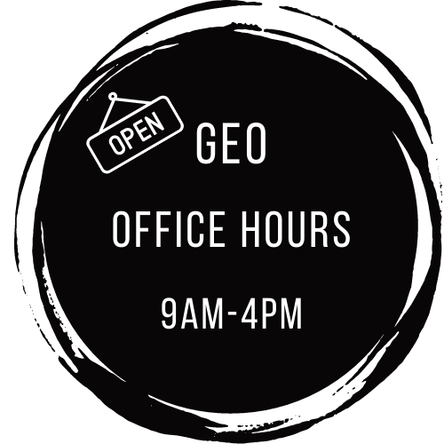 GEO Office Hours