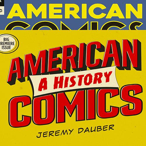American Comics: A Puckish History