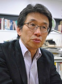'The Scales of History' with Shunya Yoshimi, University of Tokyo