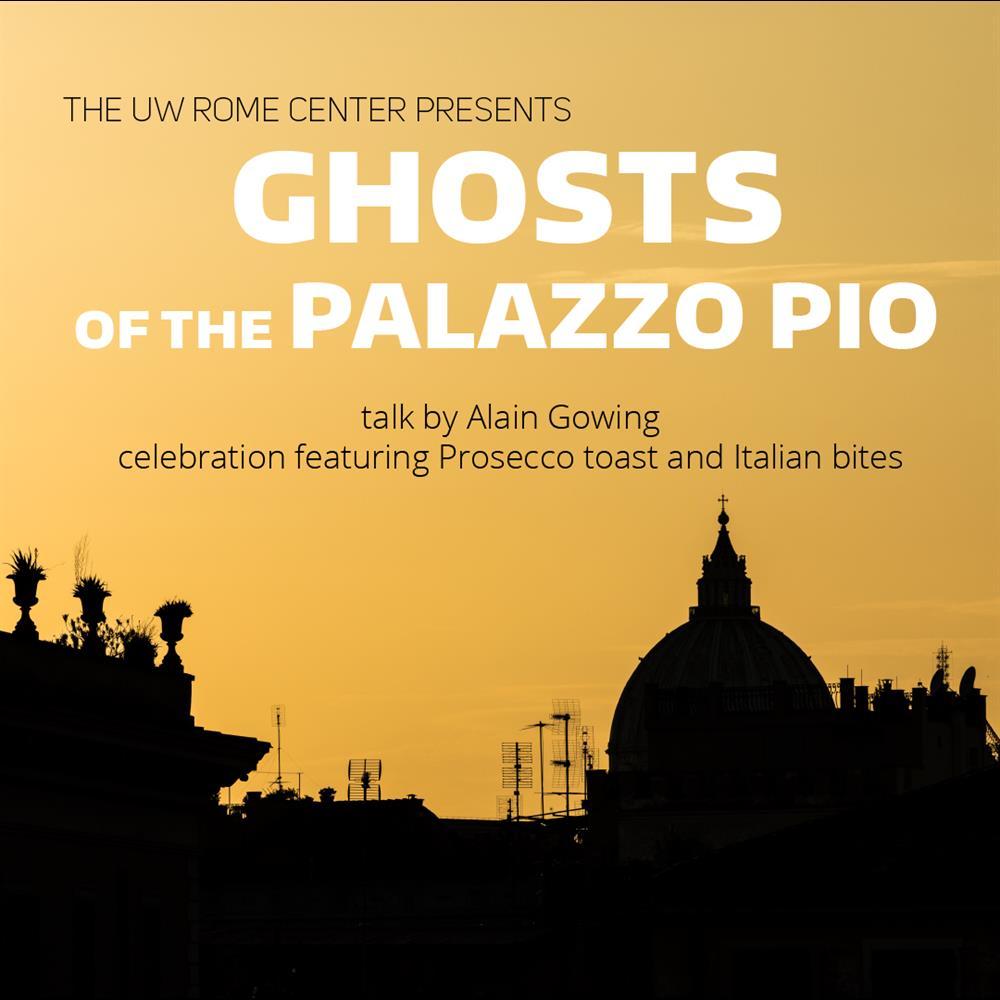 UW Rome Center Distinguished Lecture