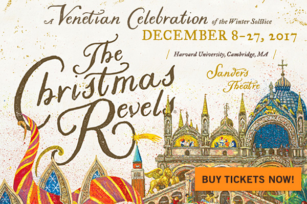 The Christmas Revels, A Venetian Celebration of the Winter Solstice