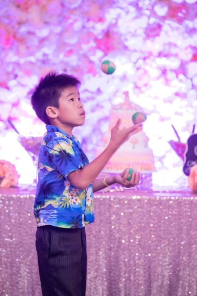 Dan & James Chan: Master Magicians at the Bolinas Community Center