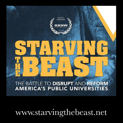 Education and Society Film Series: Starving the Beast