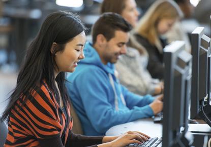 中文电脑辅导课 (Chinese Computer Practice Lab)
