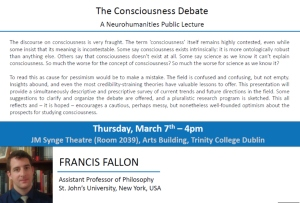The Consciousness Debate