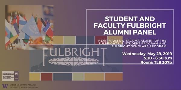 Fulbright Alumni Information Panel