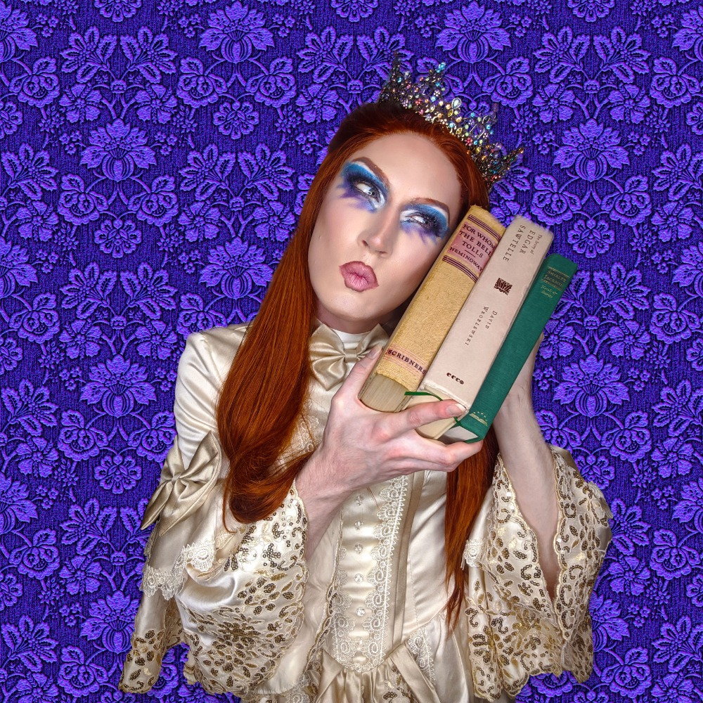 Virtual Drag Queen Story Time with Ruth Allen Ginsburg