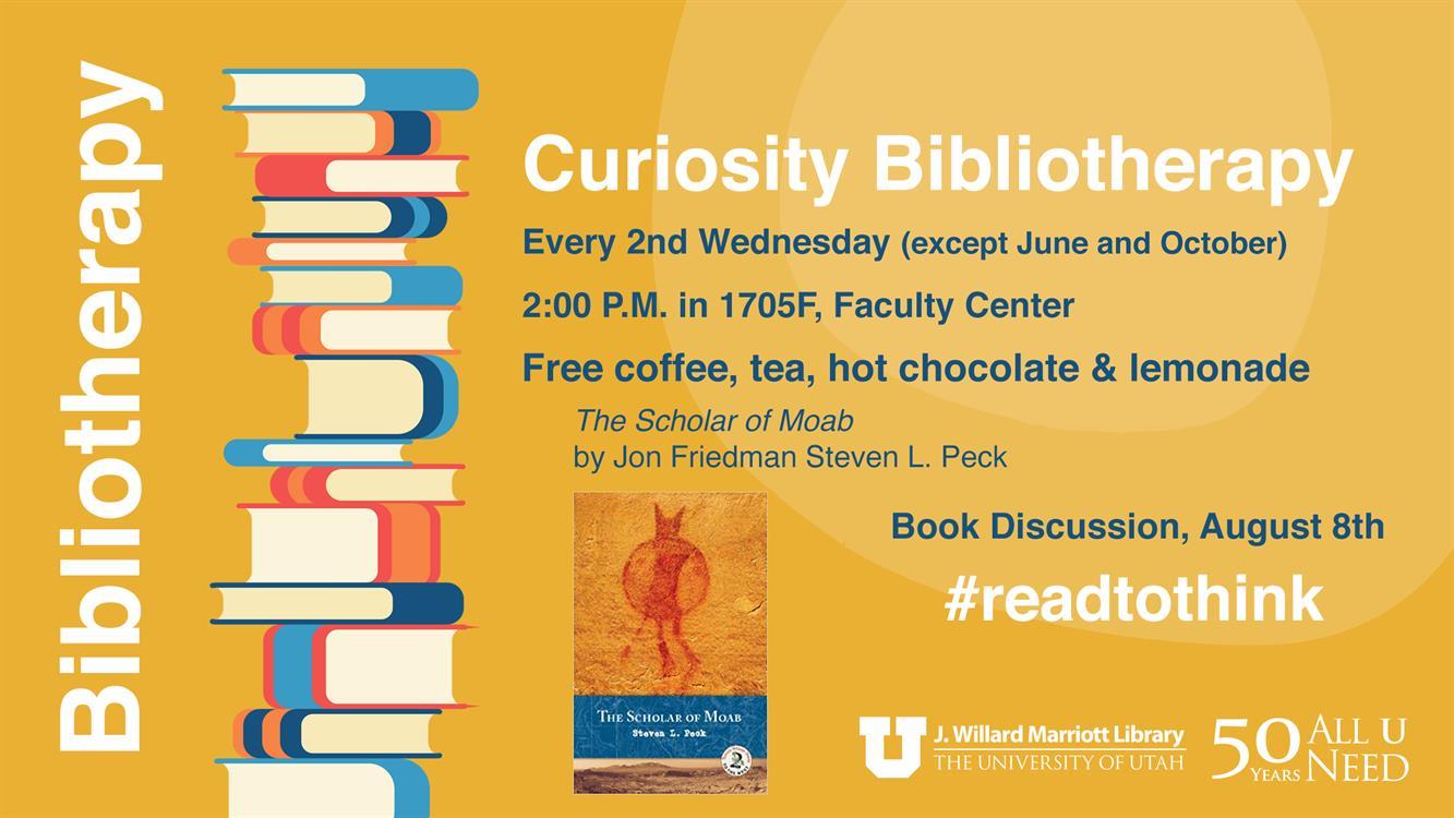Curiosity Bibliotherapy - Western