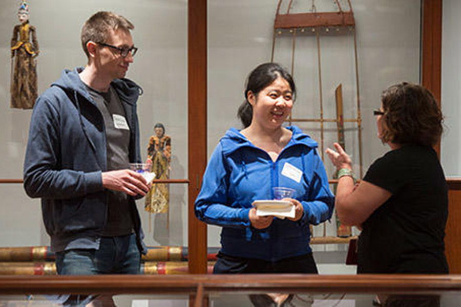 HMSC Member Night at the Museums