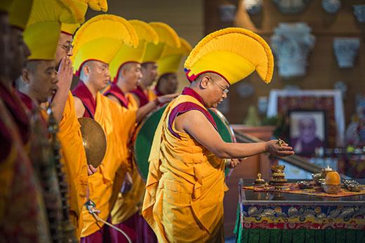 Tibet Week Opening Ceremony