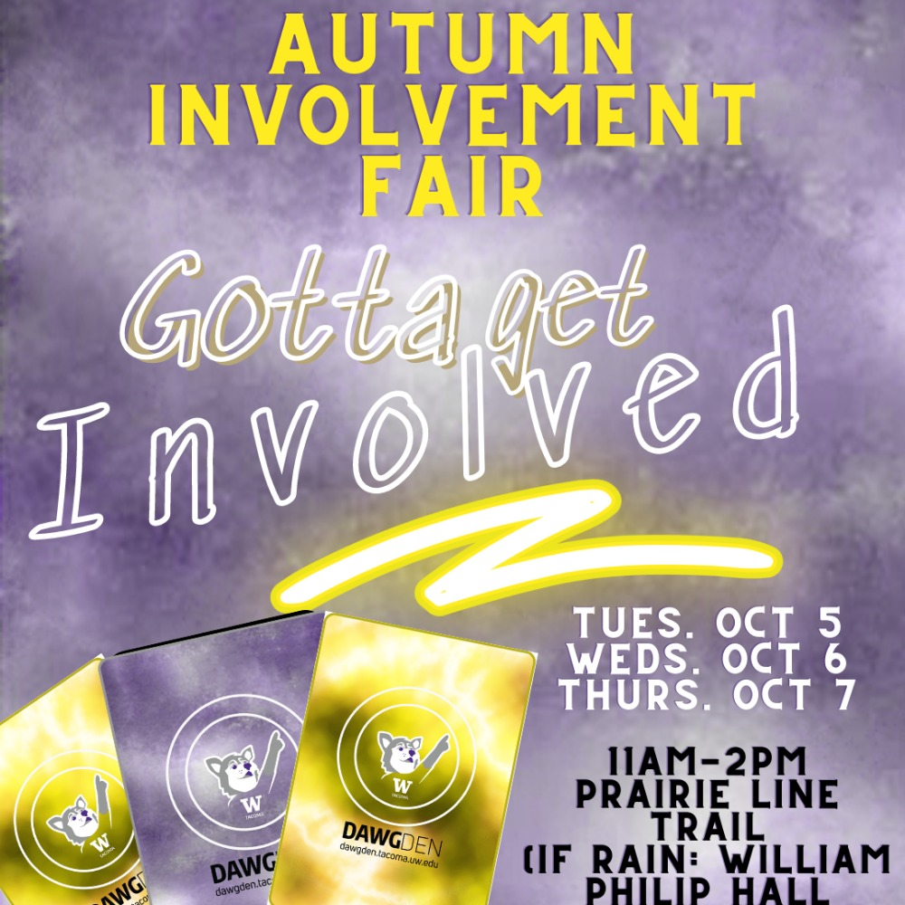 Autumn Involvement Fair 2021