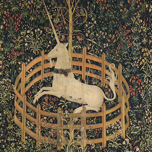 The Unicorn Tapestries: At the Water's Edge