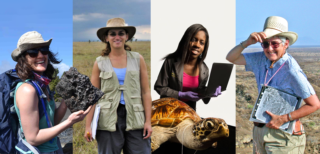 Challenging the Face of Science: Women Scientists Share Their Stories