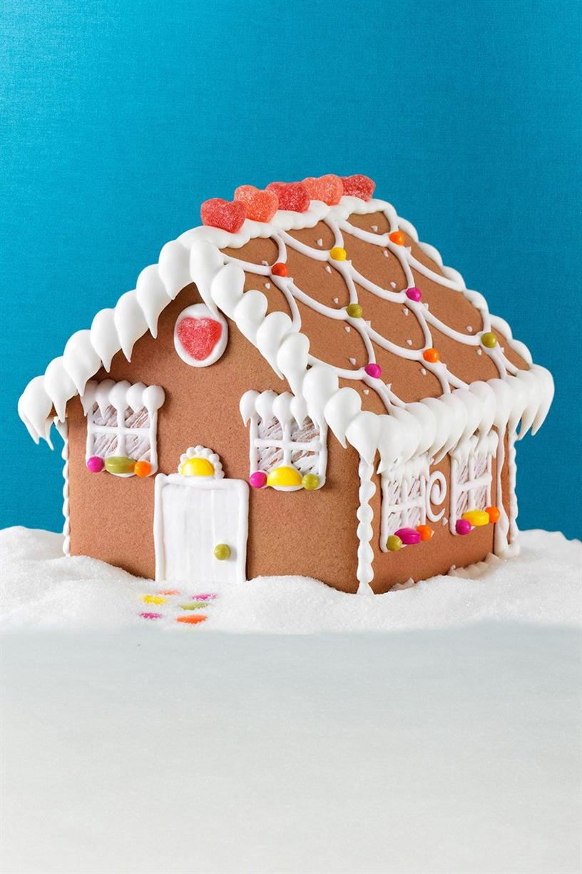 Redland City Event - Gingerbread House Family Fun