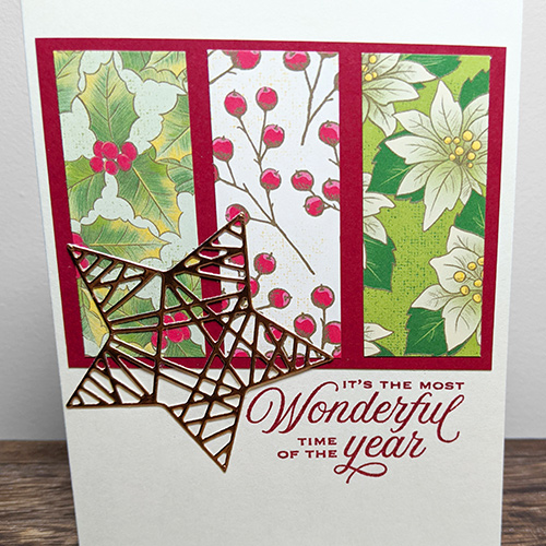 Holiday Card Workshop: Timeless Tidings