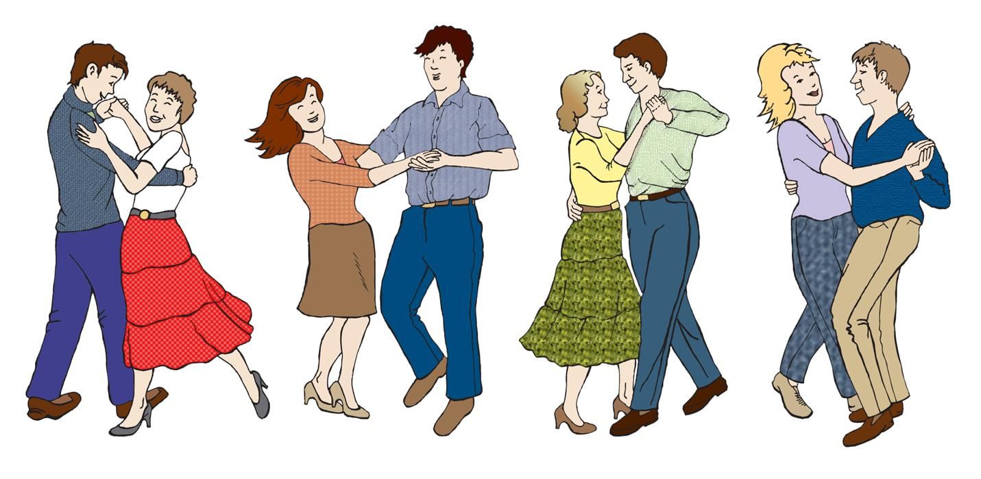 Boaz Newcomers Square Dance Party