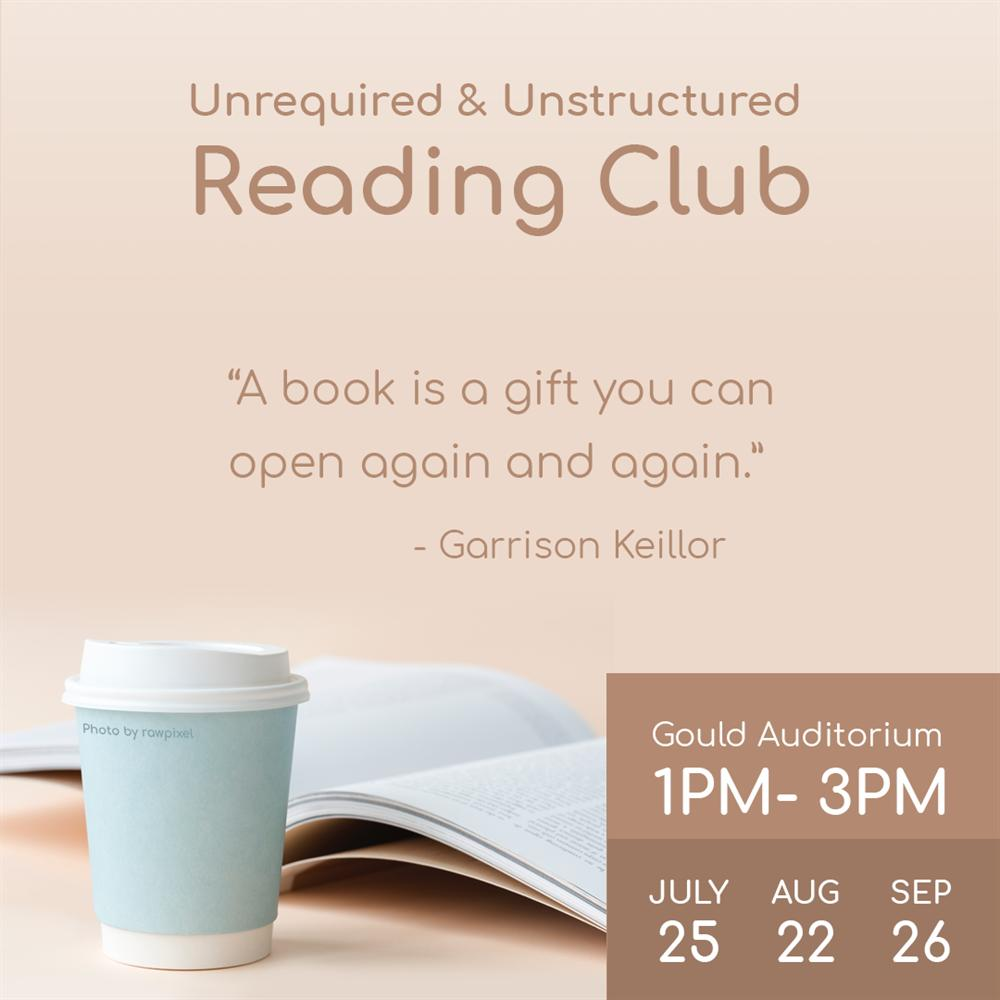 Free Coffee + Books