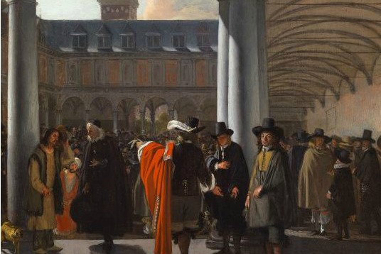 Art and Competition in the Dutch Golden Age: Erasmus Lectures on the History and Civilization of the Netherlands and Flanders — Part 1