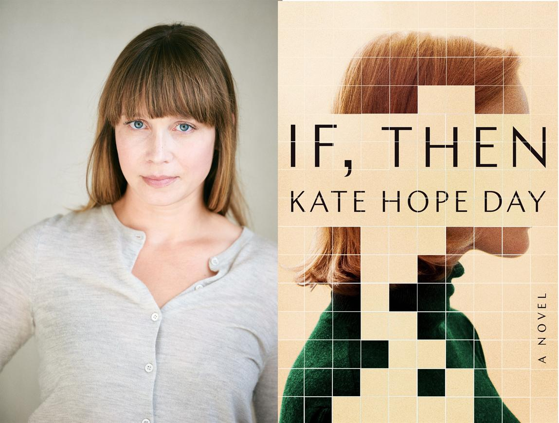 Author Event with Kate Hope Day