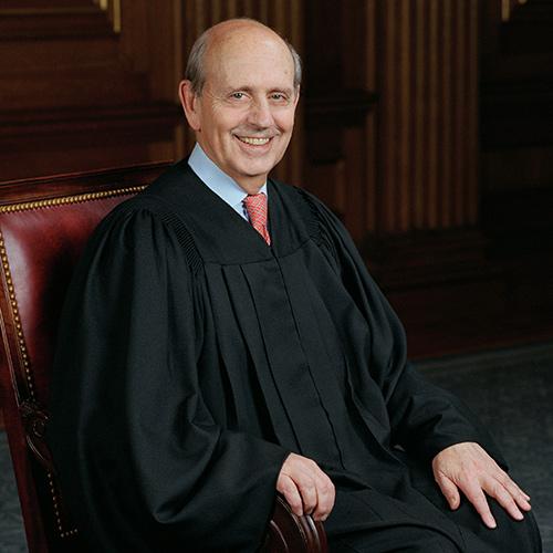 Justice Stephen Breyer on the Supreme Court and Politics