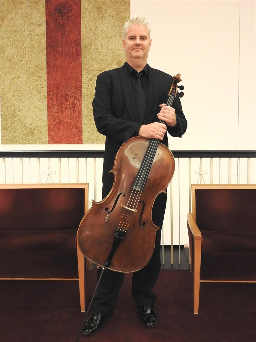 **POSTPONED**-Martin Johnson - Masterclass Cello