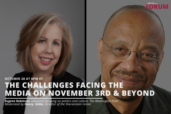 The Challenges Facing the Media on November 3rd and Beyond