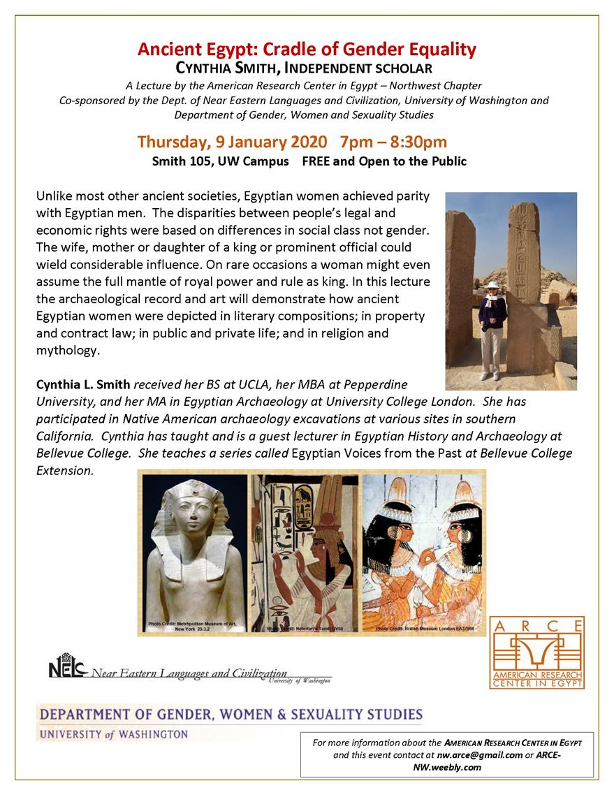 Ancient Egypt: Cradle of Gender Equality