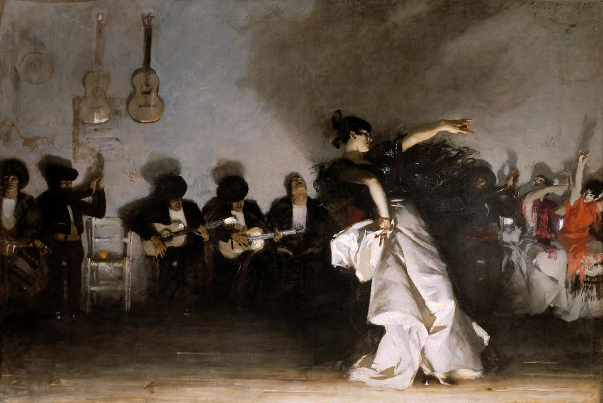 Performing Art: Sargent and Visual Theatre