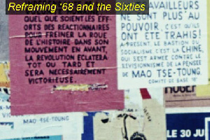 Reframing '68 and the Sixties - Symposium