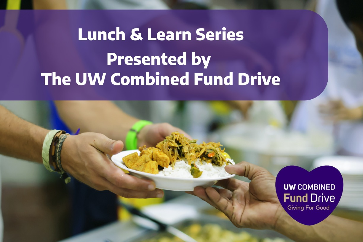 UWCFD Lunch & Learn: Youth Homelessness