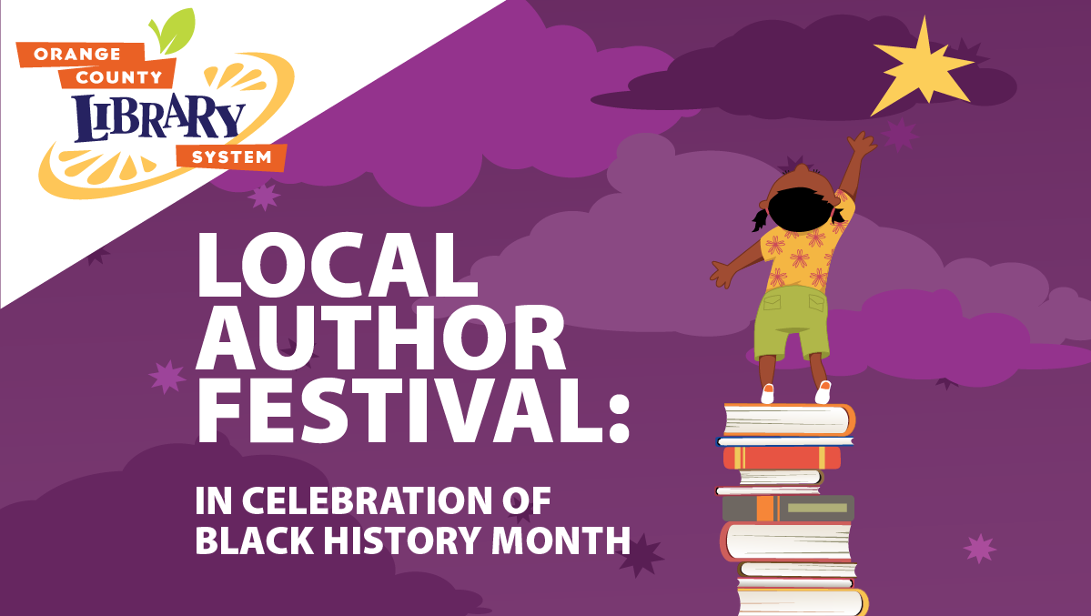 Local Authors Festival: In Celebration of Black History Month