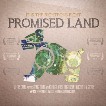 """Promised Land"" documentary screening"