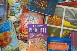 Terry Pratchett Hackathon