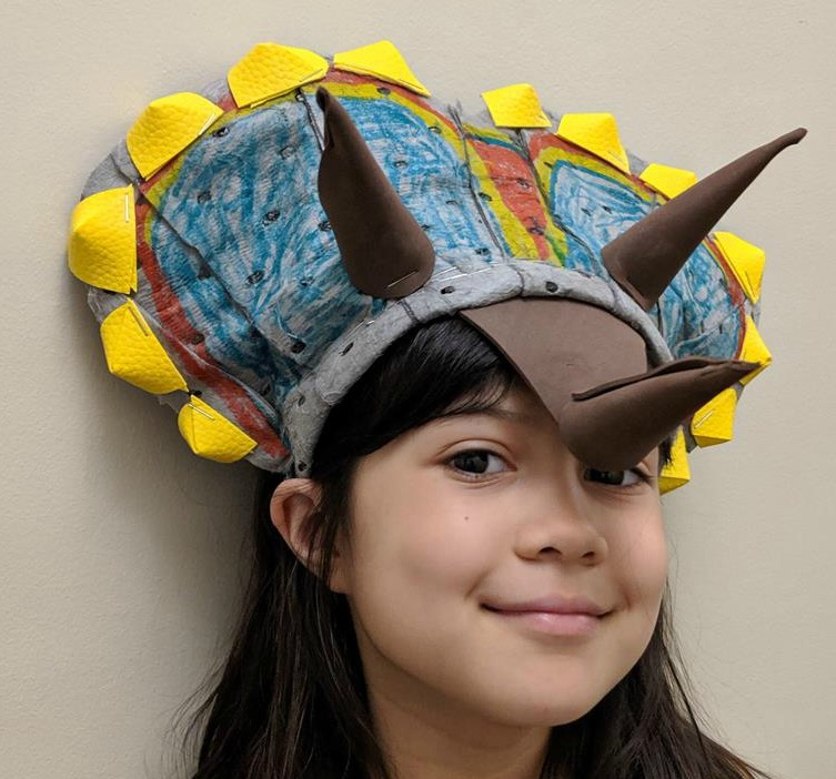Dino-fy Yourself: Make your own prehistoric animal costume