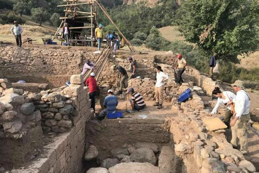 Recent Discoveries at Sardis: From the Bronze Age to the End of Antiquity
