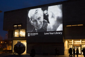 Behind the Scenes: The Beckett Archive at Trinity College Dublin