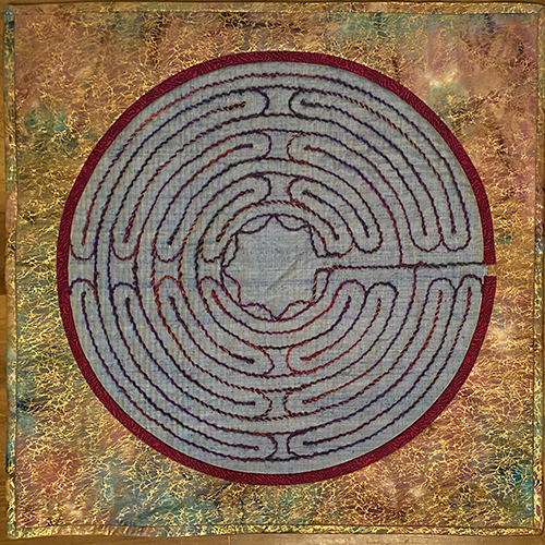 Quilting the Labyrinth