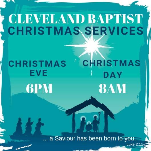 Redland City Event - Christmas Service Times
