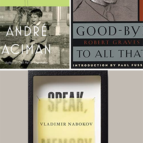 In Their Own Words: Memoirs of Lives Recalled - Out of Egypt by Andre Aciman