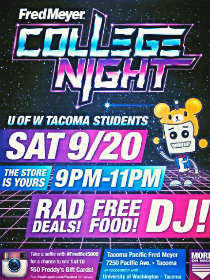 Fred Meyer College Night