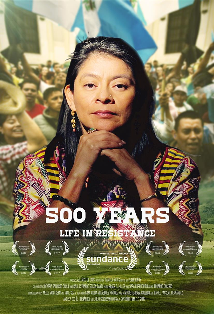 500 Years - Life in Resistance: film screening and discussion