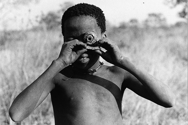Kalahari Perspectives: Anthropology, Photography, and the Marshall Family