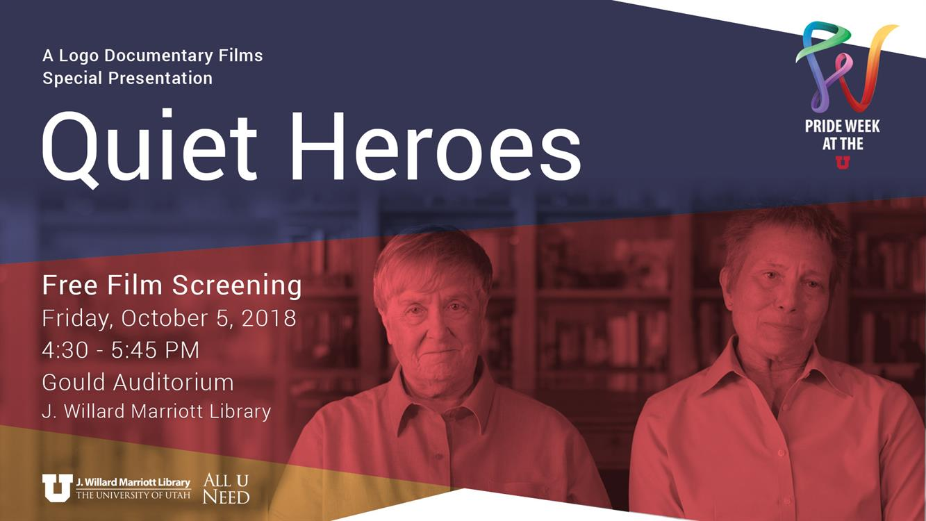 Quiet Heroes - Free Film Screening