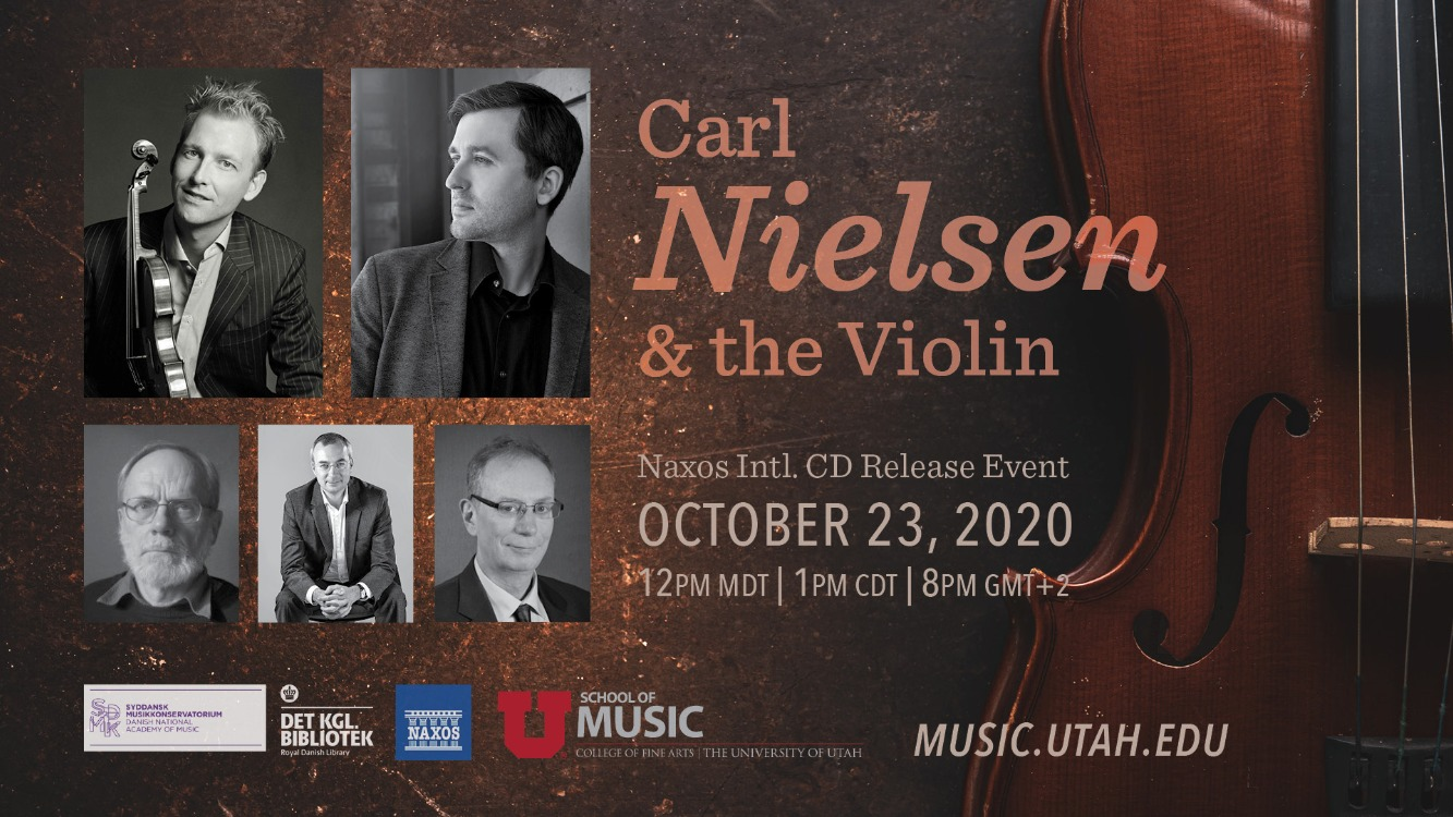 Carl Nielsen and the Violin