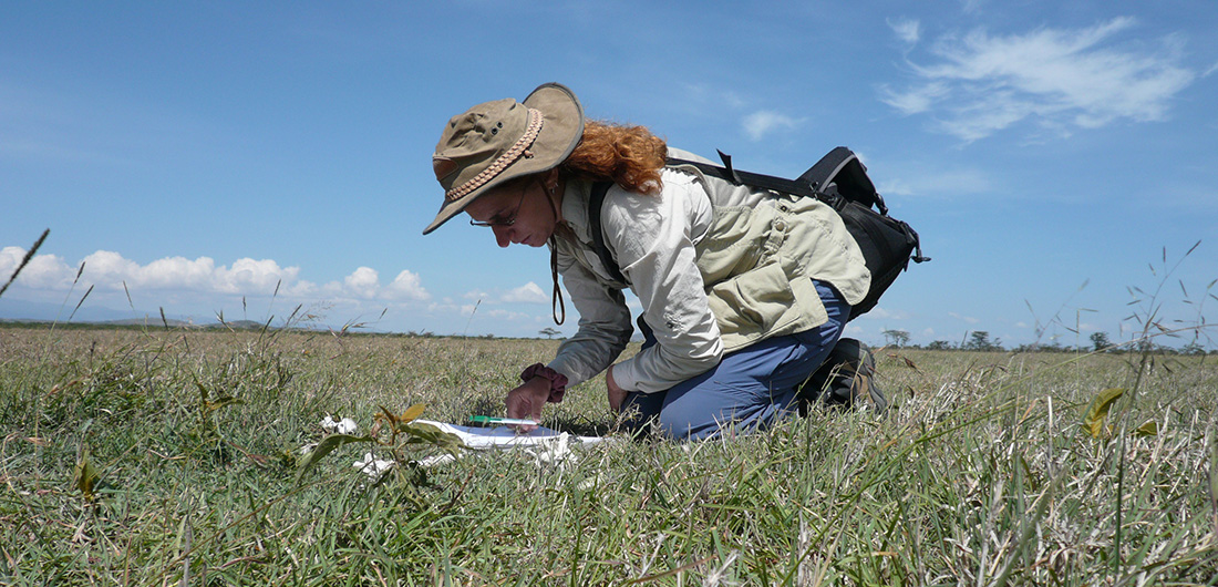 Explore Field Science at Ol Pejeta Conservancy, Kenya with Paleoanthropologist Dr. Briana Pobiner