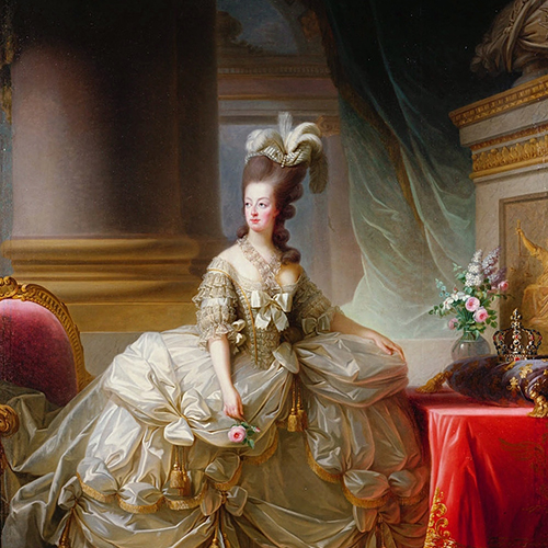 Marie Antoinette at Versailles: Life, Art, and Myth