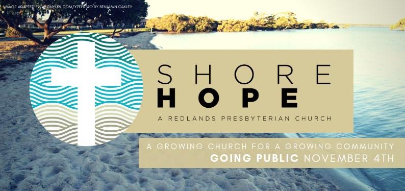 Redland City Event - Shore Hope Presbyterian Church - Public Launch